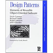 Design patterns : elements of reusable object-oriented software by Erich Gamma (31-Oct-1994) Hardcover