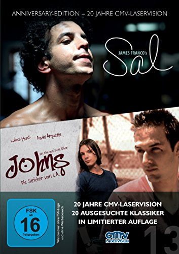 James Franco's SAL/Johns - Double-Feature - cmv Anniversary Edition #13 [2 DVDs]