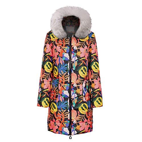 Yowablo Outdoorjacke Regenjacke Jacke Damen Übergangsjacke Jacke Damen Steppjacke Jacke Damen Jeans Jacke Damen Winter Mäntel Kapuzenpullover Damen Sweater (M,3- Weiß)
