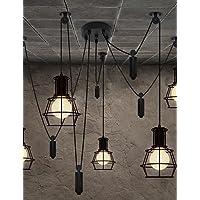 Goud lampadario lampadario–Rustico/Vintage/Vintage–Con Stile Mini–Metallo,