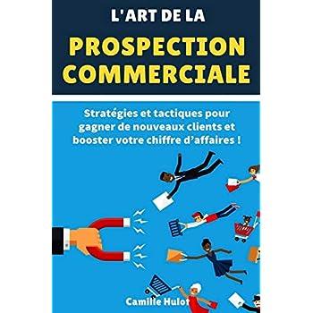 L'art de la prospection commerciale : Stratégies et tactiques pour gagner de nouveaux clients et booster votre chiffre d'affaires !