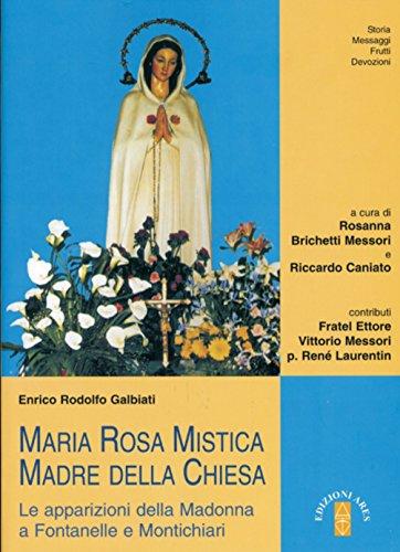 Maria Rosa Mistica, Madre della Chiesa
