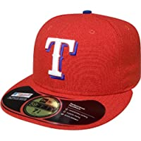 New Era Texas Rangers Authentic On-Field 59FIFTY Fitted MLB Cap