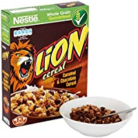 Nestle Lion Cereal 400G by Nestle