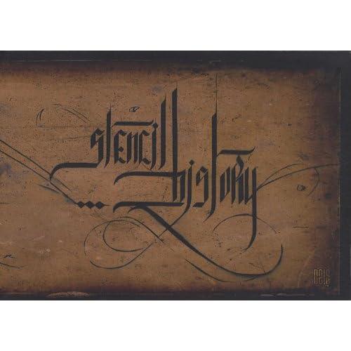 Stencil History X