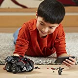 LEGO 76112 DC Super Heroes App-Controlled Batmobile Toy Car with Power Motor Function, RC Bluetooth Toys for Kids