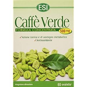 Caffe' Verde, 500 mg - 60 Ovalette