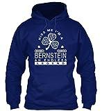 Bequemer Hoodie Damen / Herren / Unisex S BERNSTEIN-AN ENDLESS LEGEND Marineblau