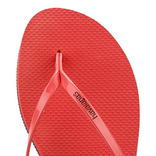 Havaianas You Metallic Infradito, Donna Rosa (Coral New)