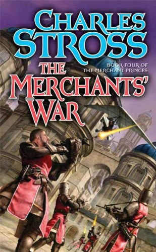 The Merchants' War: Book Four of the Merchant Princes