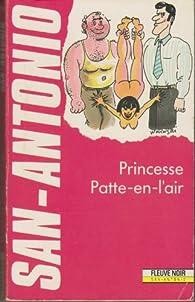 San antonio : princesse patte en l'air par Frédéric Dard