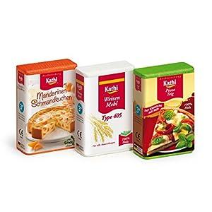 Erzi Grocery Madera Shop Mercancías Surtido Harina Kathi Juegos de imaginación