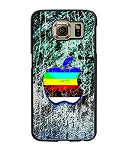 djipex DIGITAL PRINTED BACK COVER FOR SAMSUNG GALAXY S6 EDGE
