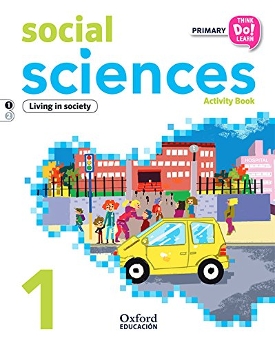 Think Do Learn Social Sciences 1st Primary. Activity book pack Module 1