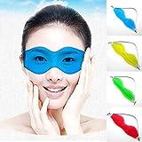 Gaddrt Schönheits-Eis-Schutzbrillen entfernen dunkle Kreise entlasten Augen-Ermüdungs-Gelaugen-Maske