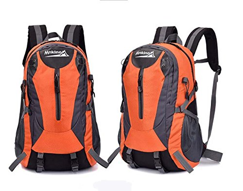 Casual Bag Trekkingrucksack, orange orange