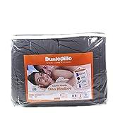 Dunlopillo Bettdecke für Doppelbett, Grau 240x 260cm