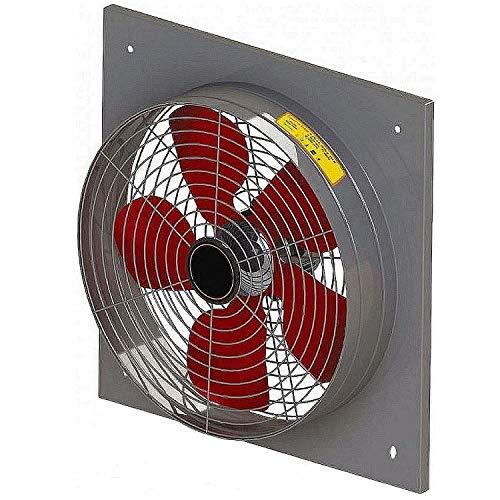 500 mm Ventilador industrial Ventilación Extractor Ventiladores industriales Axial axiales extractores aspiracion...