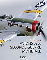 Avions de la Seconde Guerre Mondiale : Coffret 2 volumes, Les bombardiers ; Les avions de chasse