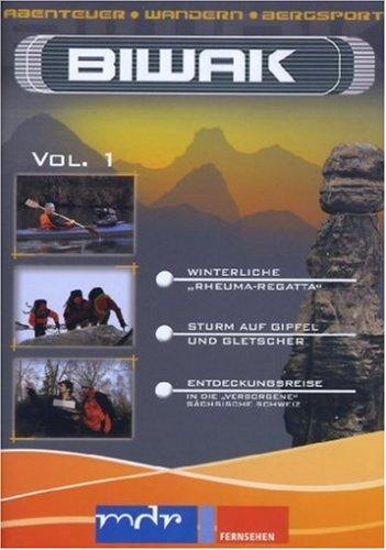 Vol. 1: Winterliche Rheuma-Regatta - Eiger-Nordwand - Sächsische Schweiz