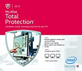McAfee Total Protection 2015 - 3 PC (PC) [Frustration-Free Packaging]