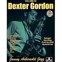 AEBERSOLD 82 CD DEXTER GORDON (BROCHE+CD)