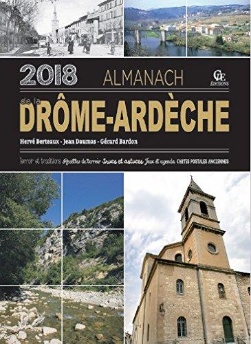 Almanach de Drme - Ardche 2018