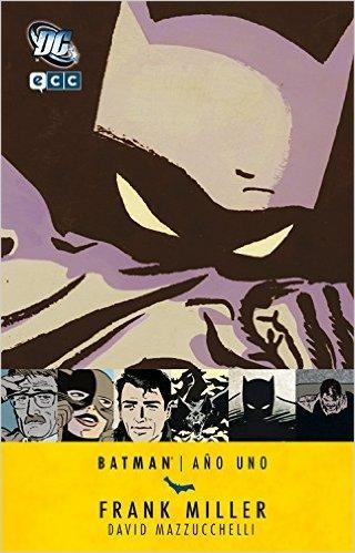 Batman: Año uno (3a edición) (Grandes autores Batman: Frank Miller)