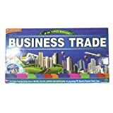 #9: DCS 5 in 1 PVC Deluxe Business trade World Trade, Property Trading Game