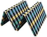 Sugandha Single Bed Folding Pure EPE Foam Mattress for Travel, Picnic (Mattresses 2 inch Single Bed)