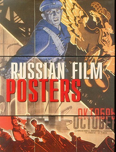 Russian Film Posters: 1900-1930 by Maria-Christina Boerner (2014-09-01)