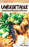Unforgetable (The Best-Kept of Vietnamese Cusine Series Book 1) (English Edition)