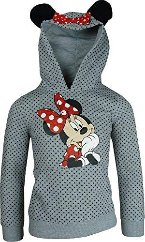 disney-minnie-mouse-fille-sweat-shirt-a-capuche-gris-8-ans-128-cm