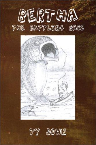 Bertha the Battling Bass Cover Image