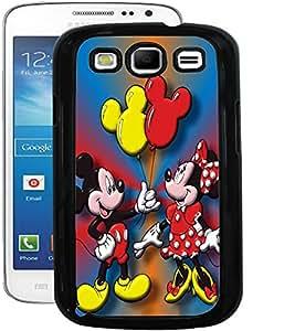ColourCraft Lovely Cartoon Couple Design Back Case Cover for SAMSUNG GALAXY S3 I9300 / I9305