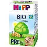Hipp Bio Pre Anfangsmilch - von Geburt an, 12er Pack (12 x 600g)