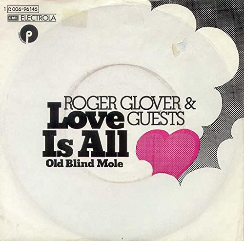 Love is all / Old blind mole / 1 C 006-96 146