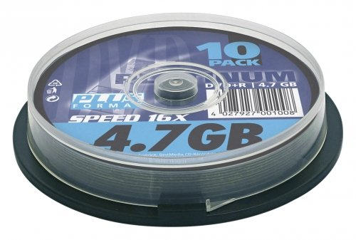 Platinum DVD+R...