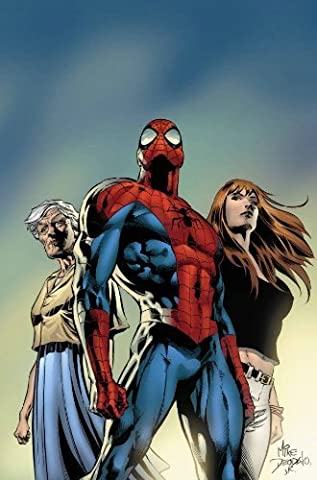 Amazing Spider-Man By JMS Ultimate Collection Book 4 TPB (Graphic Novel Pb) by J. Michael Straczynski (2010-08-04)