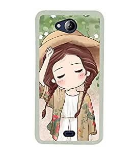 ifasho Designer Phone Back Case Cover Micromax Canvas Play Q355 ( Stone Type Colorful Pattern Design Oil Paint )