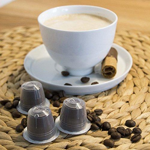 Caffe-Italia-300-Kaffeekapseln-in-3-Sorten-NESPRESSO-Kompatibel-Lungo-Ristretto-Crema