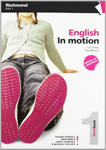 In Motion 1 Workbook Pack Cast - 9788466811385
