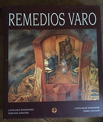 Remedios varo. catalogo razonado español / ingles