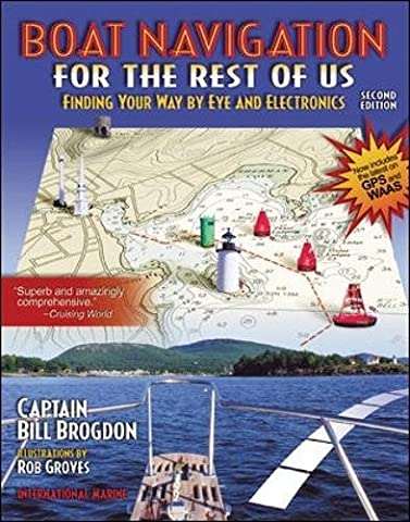 Boat Navigation for the Rest of Us: Finding Your Way By Eye and Electronics (International Marine-RMP)