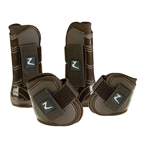 horze Advanced ProTec Gamaschen Set