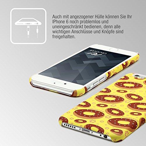 Urcover® Apple iPhone 6 / 6s Trend Edition Back-Case Handy Schutz-Hülle PC im Mandala Design Cover Schale Smartphone Zubehör Handyschutz Muster 20