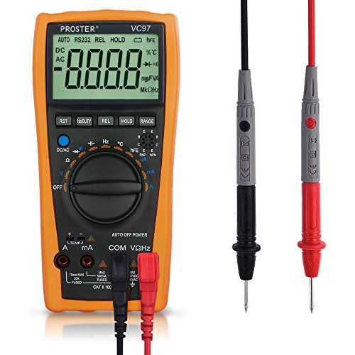 proster-digital-multimeter-3999-lcd-auto-ranging-multi-meter-with-capacitance-resistance-dc-ac-volta