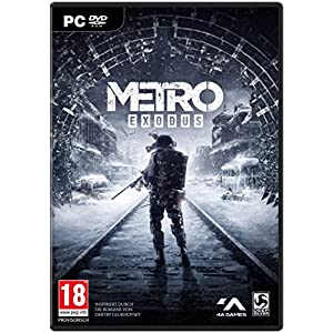 Metro Exodus [Day One Edition] – [PC] [AT-PEGI]
