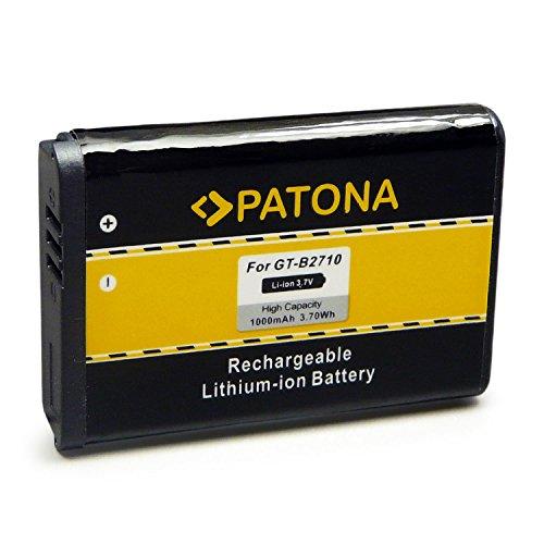 Preisvergleich Produktbild PATONA Akku wie AB803446BU für Samsung GT-B2710 Xcover 271