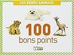 Boîtes de 100 bons points - Les bébés animaux - Dès 5 ans de Lito